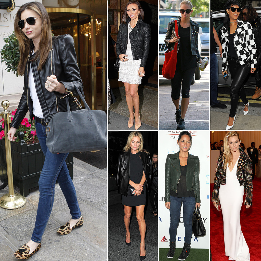 Make a Leather Jacket Your Most Versatile Buy, Ever