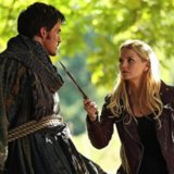 Emma and Hook Moments on Once Upon a Time