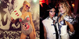 Celebrities Turn to Pop Culture For Their Halloween Costumes