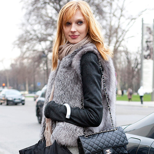 Fur Vests Under $200 | Shopping