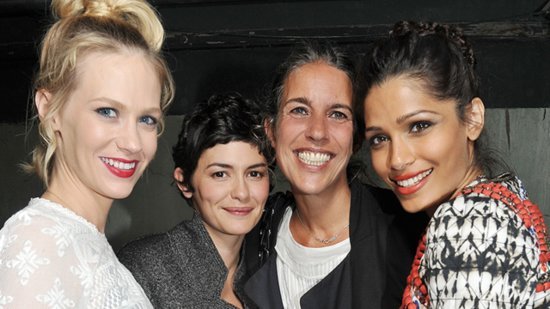 What Went Down at the Ultracool Isabel Marant For H&M Launch Party