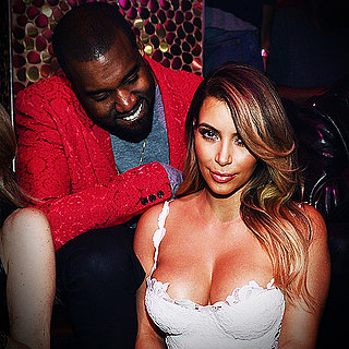 Kim Kardashian's Birthday Dress in Las Vegas | Video