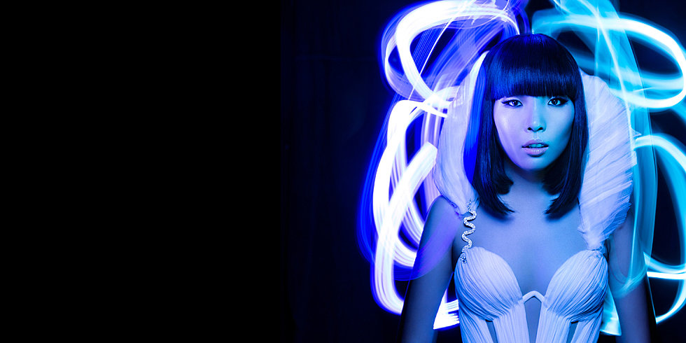 The X Factor Winner Dami Im on Her Faith, Her Adorable Husband and Crazy Outfits