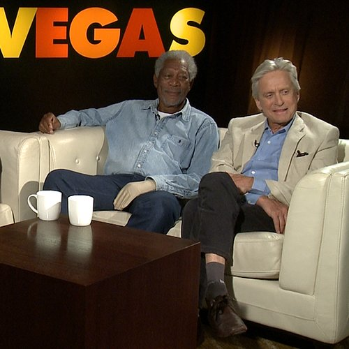 Morgan Freeman Interview For Last Vegas | Video
