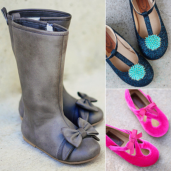 Cute Little Girls' Shoes And Boots From Joyfolie - boot-5764's soup
