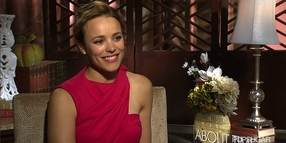 """Rachel McAdams Is All For """"Embracing Life's Messiness"""""""