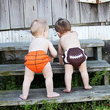 RuggedButts Sports Diaper Cover