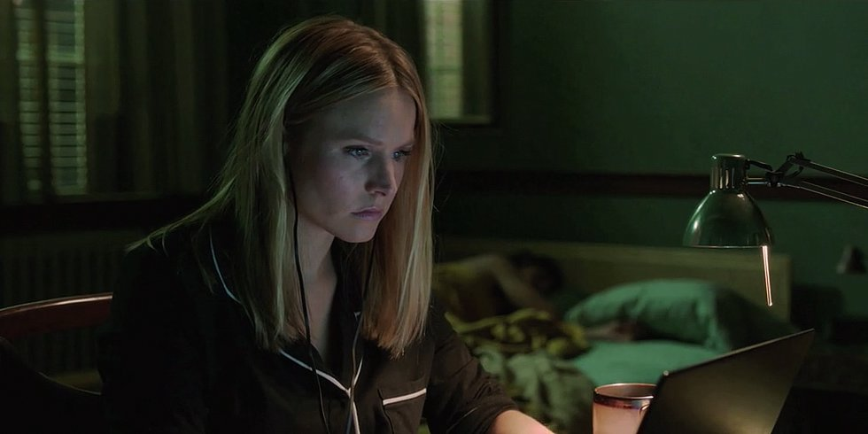 Veronica Mars Movie Brings Back the Piz/Logan Love Triangle and Murder