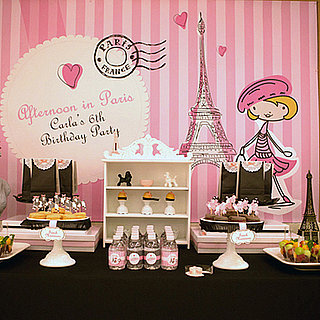 Related Pictures paris fashionista birthday party