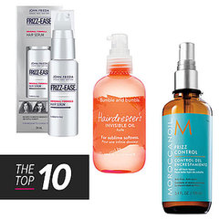 Best Anti-Frizz Hair Serums