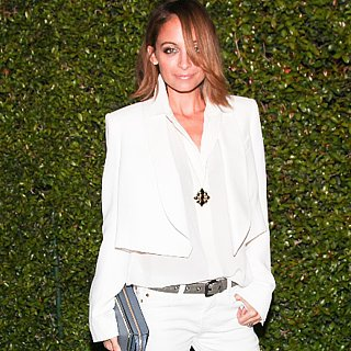 Nicole Richie's Outfit at Chloe Dinner