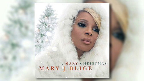 Mary J. Blige's New Star Studded Holiday Album