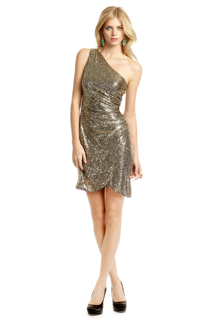 Trina Turk Gold Tulip Dress ($75)