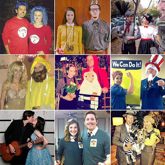 Celebrity Couples Halloween Costume Ideas 2012Easy Couples Costumes Ideas