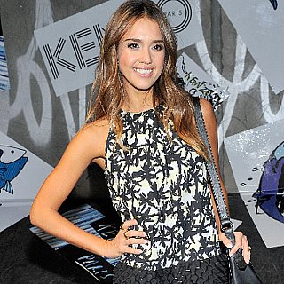 Jessica Alba at Kenzo Kalifornia Launch Party