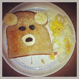 When you get excited about teddy bear toast but your daughter says you failed.  Source: Instagram user beccruz