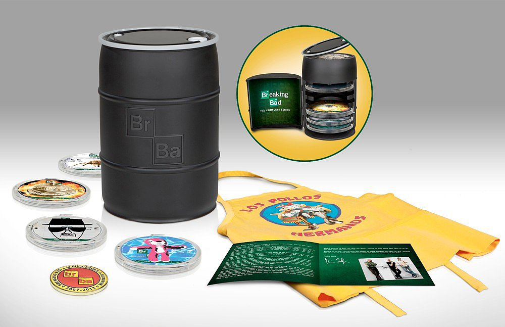 Breaking Bad's Barrel Set