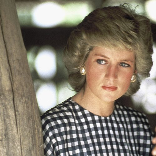 Pictures of Princess Diana's Beauty Looks