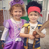 Sofia the First and Jake