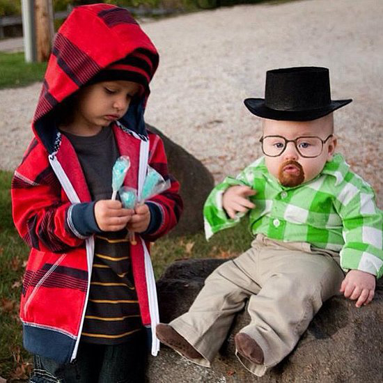 Breaking Bad, Babies, Costumes
