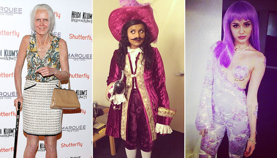 The Best Celebrity Halloween Costumes of the Year!