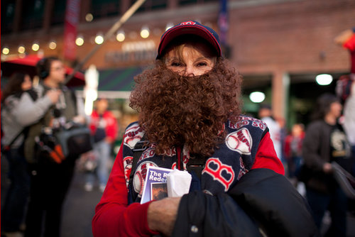 Boston Beard