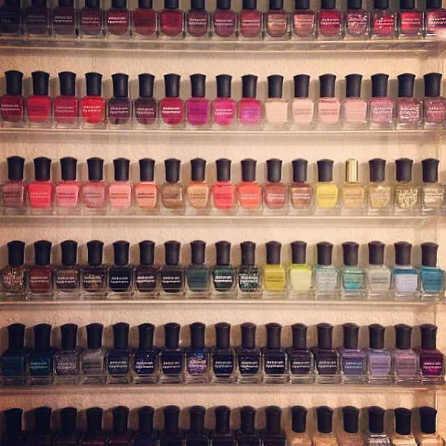 We'll take one of each, please. Source: Instagram user deborahlipmmann