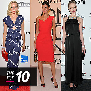 Best Dressed Celebrities and Models