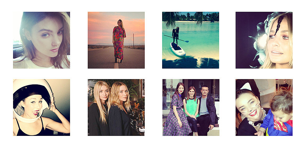 Fashion & Beauty Candids: Lara, Lauren, Miranda, The Olsens & More!