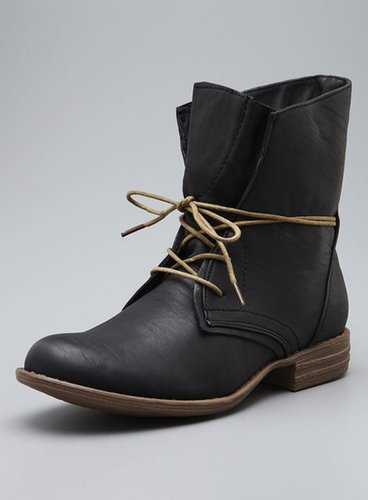 Wanted Leroy Flat Ankle Bootie