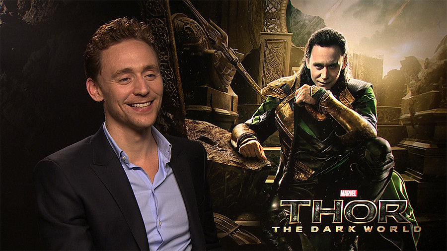 What Does Tom Hiddleston Really Think of His Thor Costars?