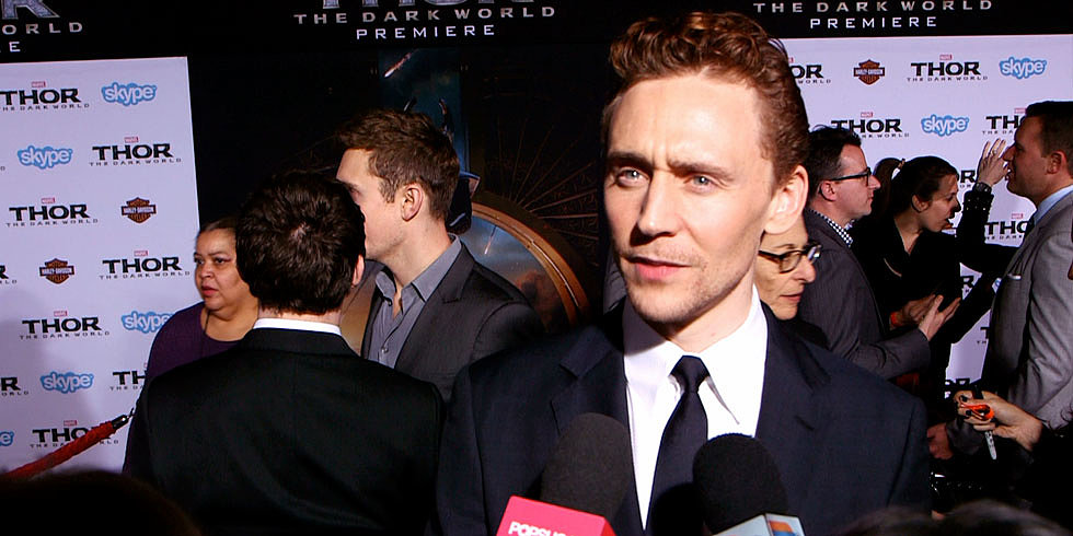"Tom Hiddleston: Loki Just ""Needs a Little Bit of Love"""