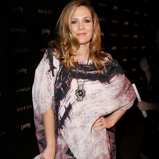Drew Barrymore Reveals Pregnancy and Standout Maternity Style