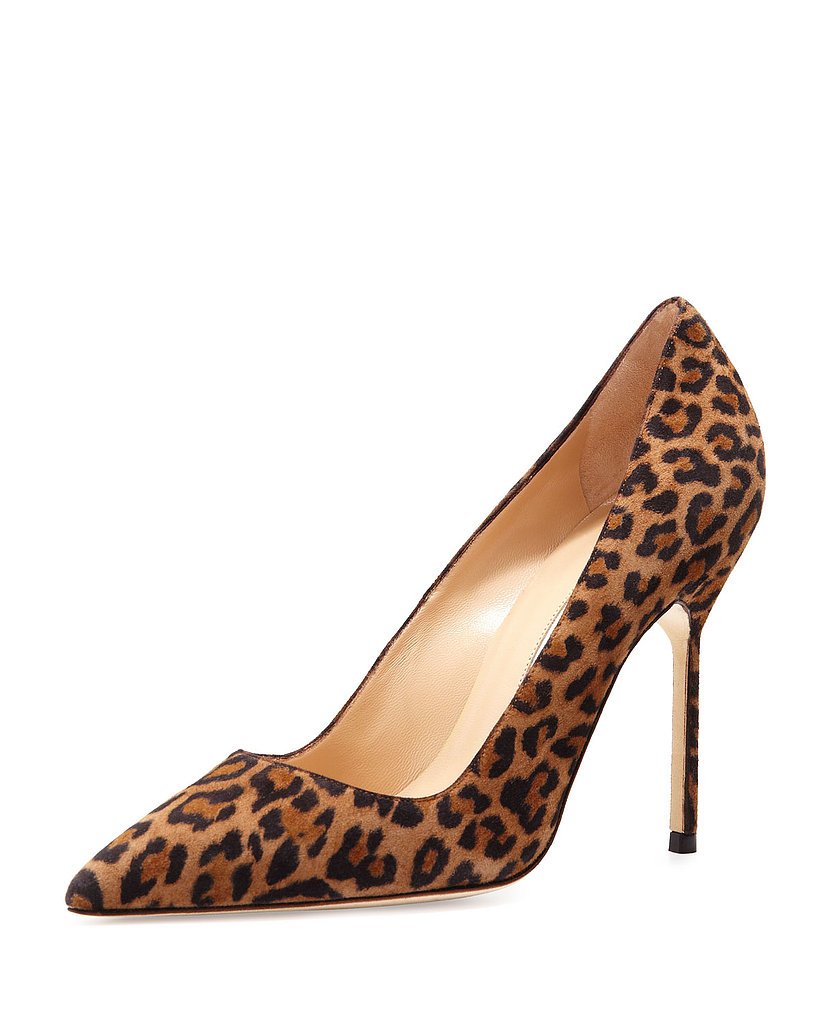 If Carrie Bradshaw was on your shopping list, you'd be all set! Manolo Blahnik's upping the shoe game with customizable BB pumps ($650). Pick your heel height and print or color, and you've ensured good gifting karma for years.