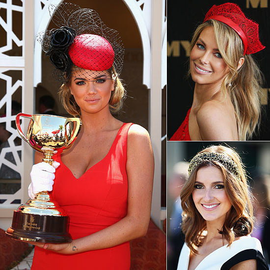 UPDATED: See All the 2013 Melbourne Cup Beauty Looks