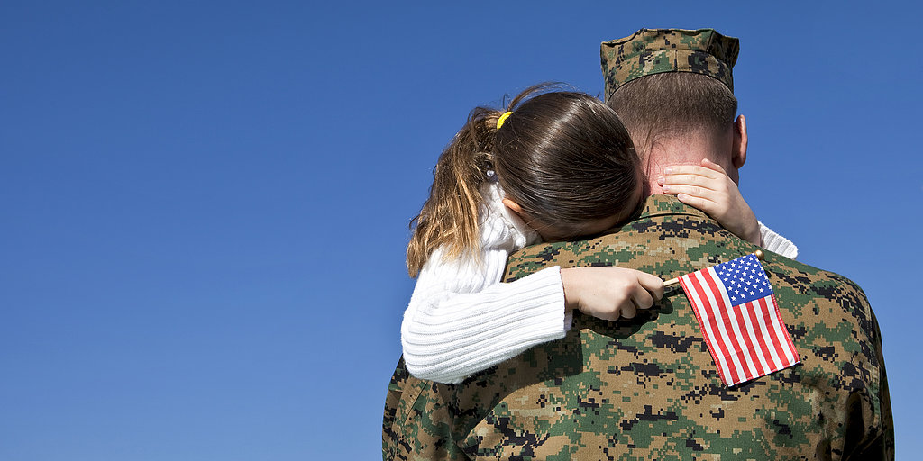 Grab Your Tissues: Deployed Dad's Reunion With Daughter Is Marvel-ous