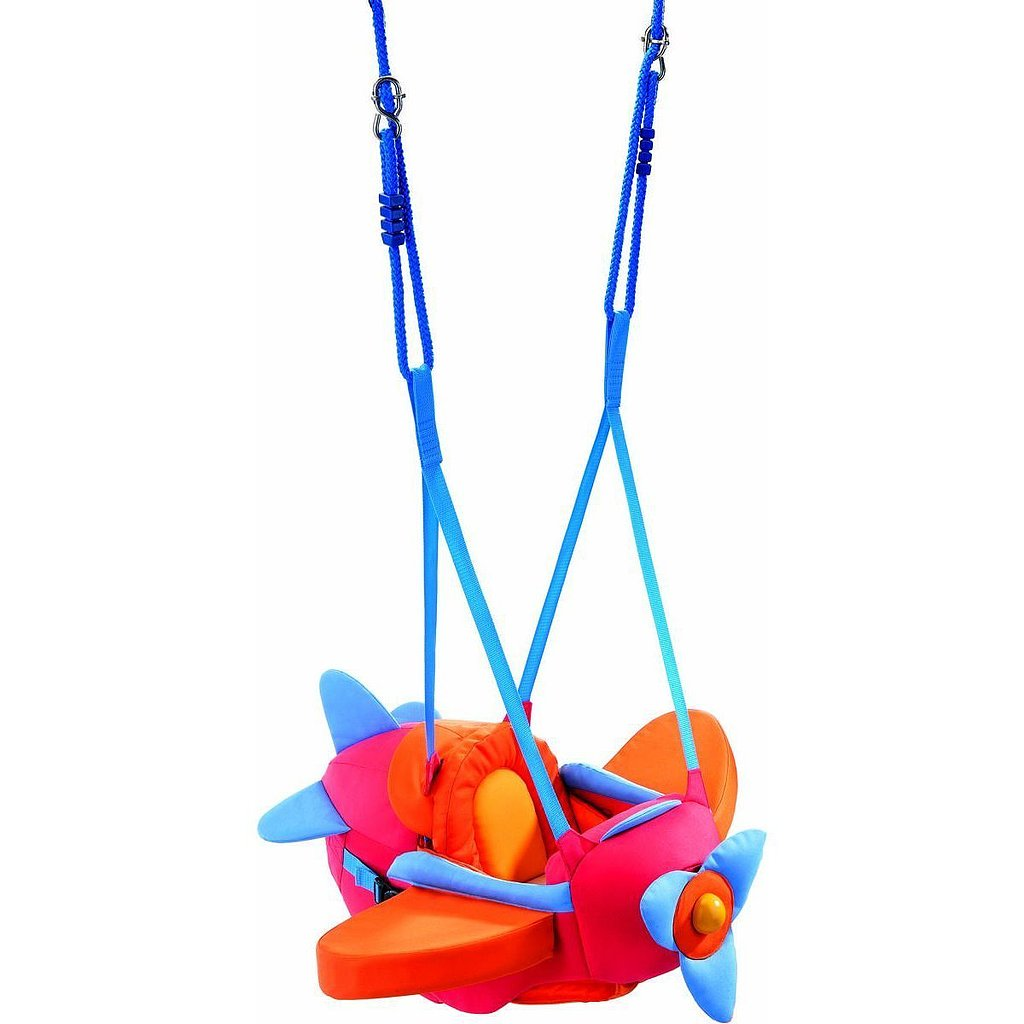 For Infants: Haba Aircraft Baby Swing