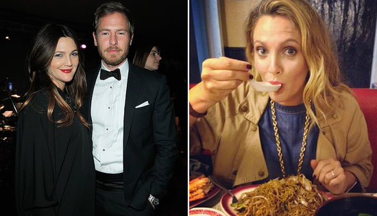 What's Drew Barrymore Craving During Pregnancy No. 2?