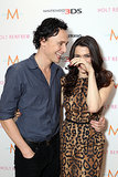Tom Hiddleston made Rachel Weisz laugh.
