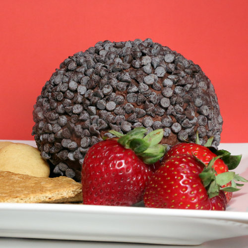 Triple-Chocolate Ball