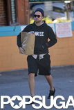 Robert Pattinson picked up groceries on Tuesday.