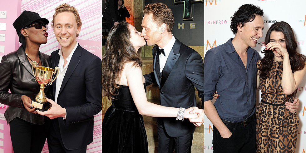 Tom Hiddleston Is Having More Fun Than Anyone