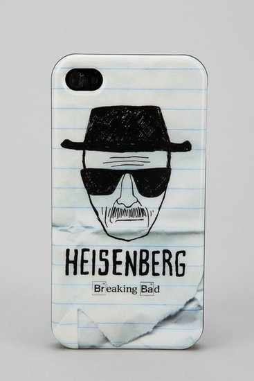 Heisenberg iPhone 5/5S Case ($30)