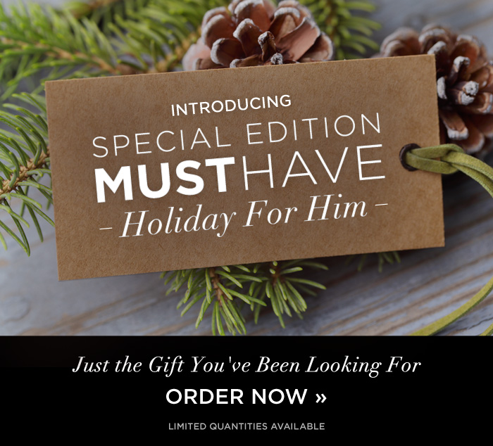 ust the Gift You've Been Looking For!