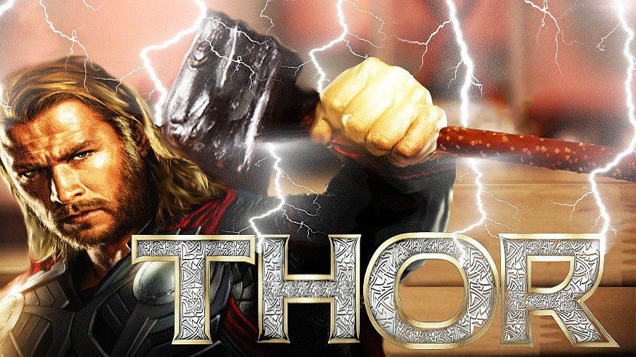 Thor's Mighty Chocolate Pretzel Hammers