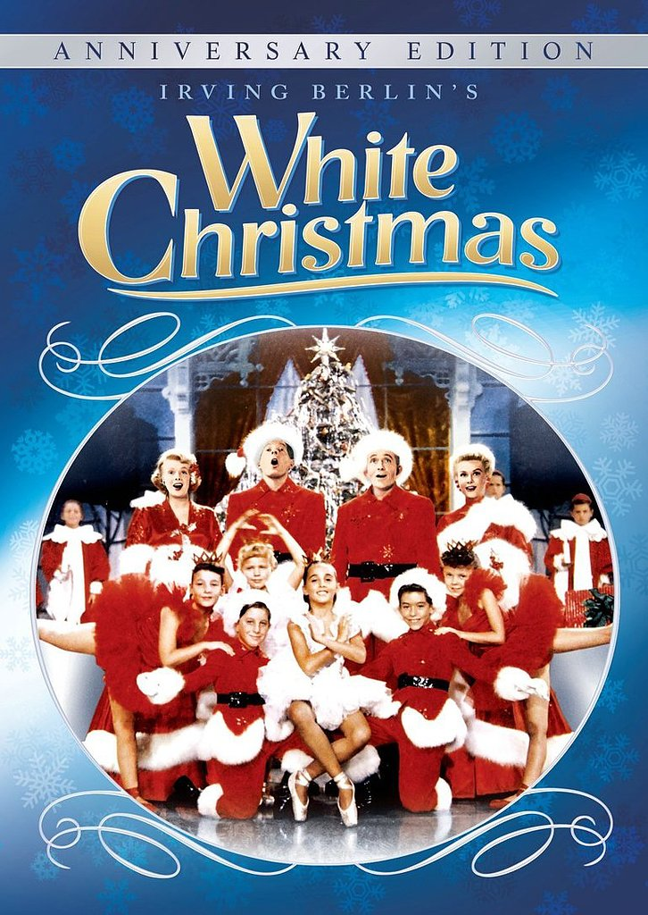 Go festive and classic with the White Christmas DVD ($8, originally $20).