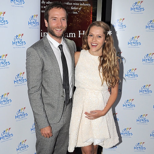 Pictures Of Teresa Palmer Pregnant And With Mark Webber