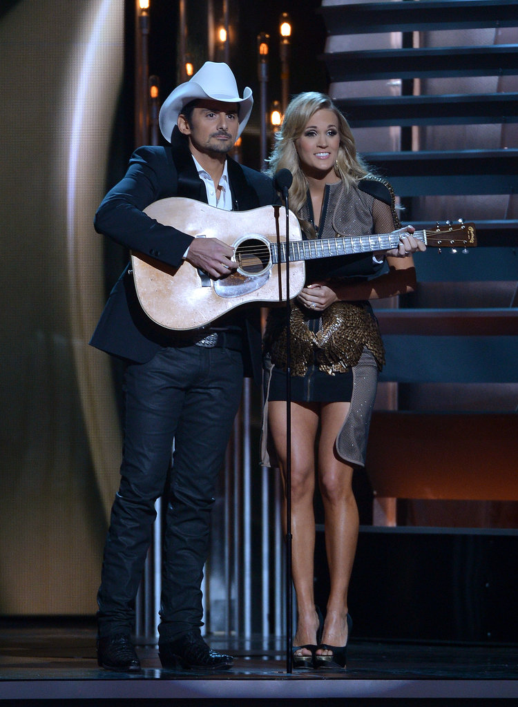 Blake Shelton and Miranda Lambert Take Home Matching CMAs