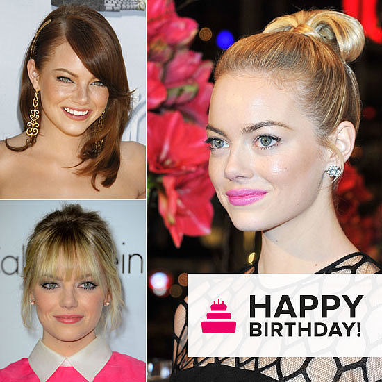 Happy Birthday, Emma Stone! See 20 of Her Best Beauty Looks