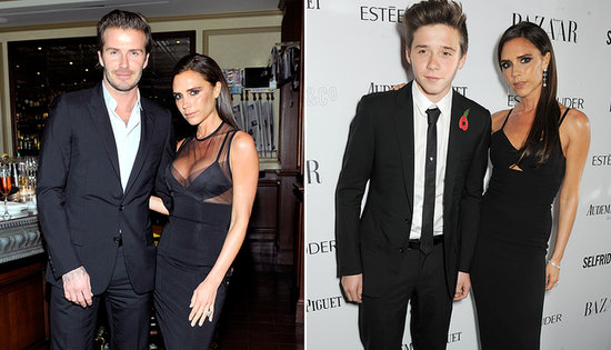Decisions, Decisions — Which Beckham Boy Did Posh Pick as a Date?